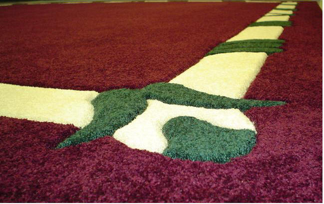 Use the Custom Logo Rug to Strengthen Your Professional Image